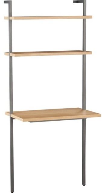 Helix Wall Mounted Desk modern-desks-and-hutches