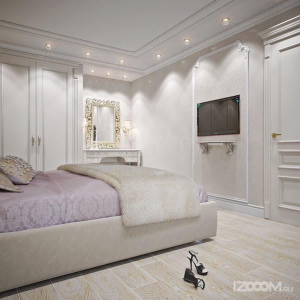 Design interior traditional-bedroom