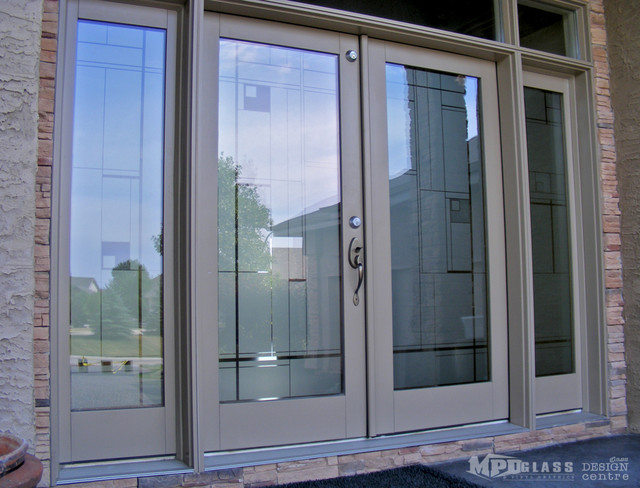 modern glass front door designs modern front doors