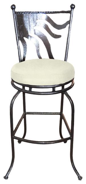"Cozumel Swivel Bar stool, Natural, 30"" Bar Height tropical-bar-stools-and-counter-stools"