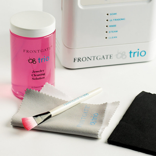 Accessory Kit for Trio Advanced Jewelry Cleaner traditional-housekeeping