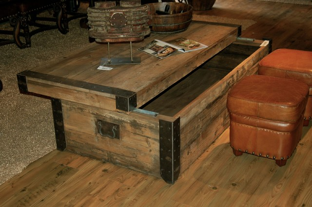 Vintage Furniture contemporary-coffee-tables