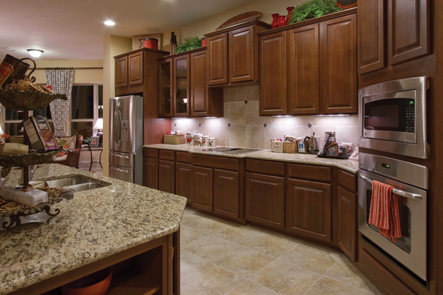 The Hillandale traditional-kitchen
