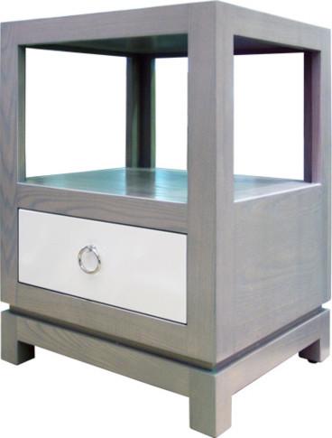 Willow Glen Glider Table contemporary