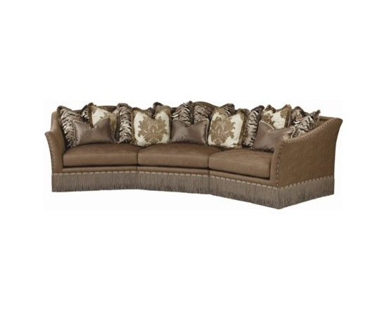 Regent Ash Sofa - Get cozy in a luxurious way! Our Regent Ash Sofa brings a timeless elegance to today's home.