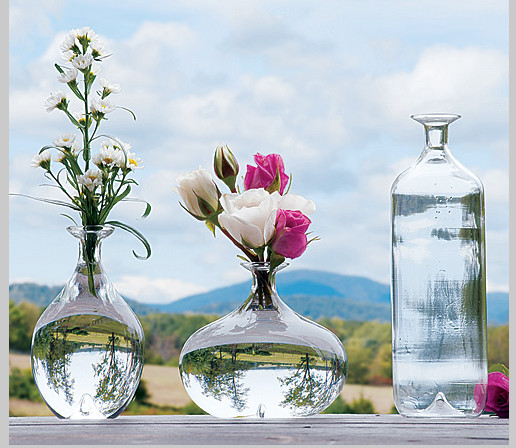 Glass Vase Set traditional vases