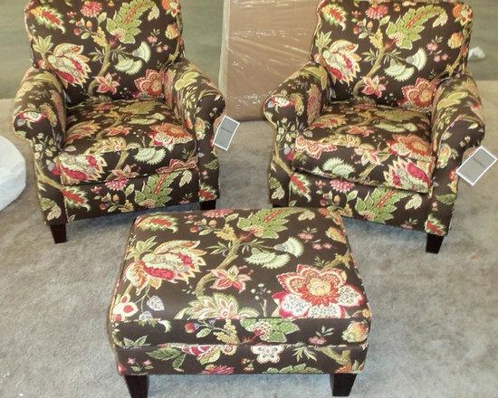 Customer Custom Orders - Clayton Marcus Chandler Chair - You Choose the Fabric