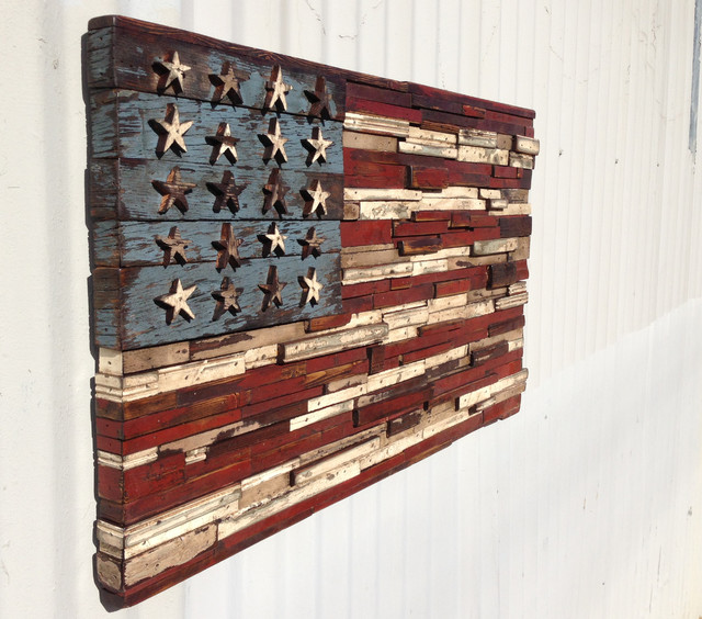 American flag for American flag decoration