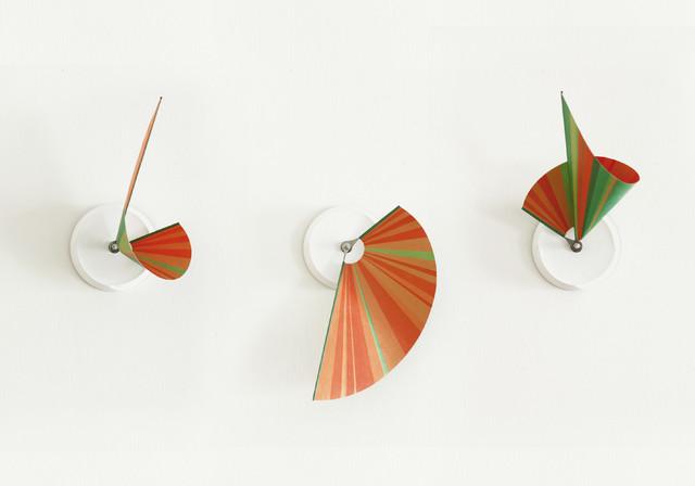 Manifold Clock modern-clocks