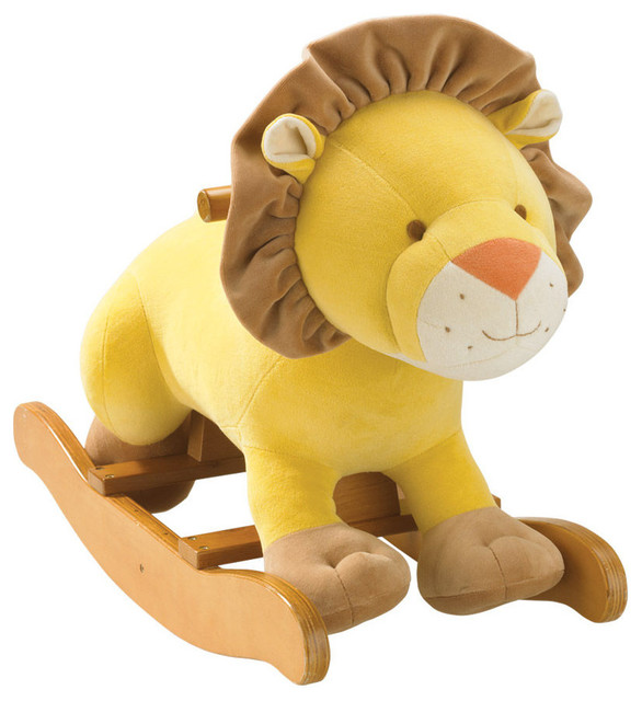Lion Rocker - Contemporary - Kids Toys And Games - by giggle