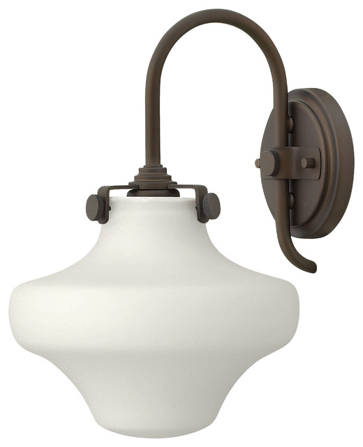 Congress 1-Light Sconce traditional-wall-sconces