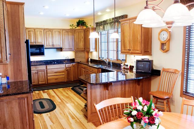 Token Creek Ranch traditional-kitchen