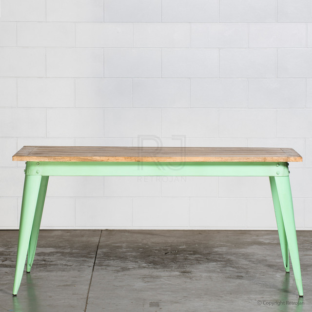 Small Retro Nash Table - industrial - dining tables - melbourne
