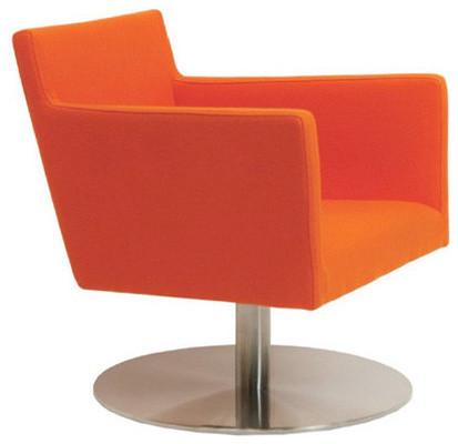 Harput Lounge Swivel by sohoConcept modern-living-room-chairs