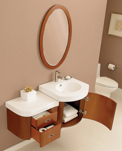 Modular Bathroom Vanities modern