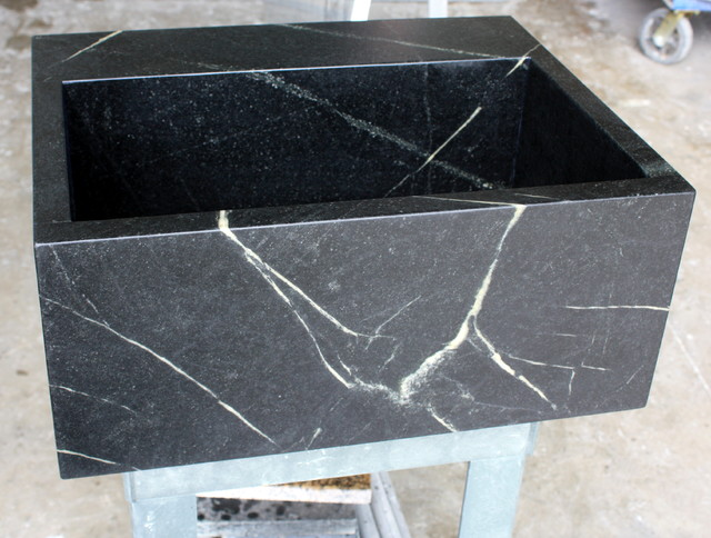 Soapstone Vessel Sink : Soapstone Sinks - Eclectic - Kitchen Sinks - cincinnati - by The Stone ...