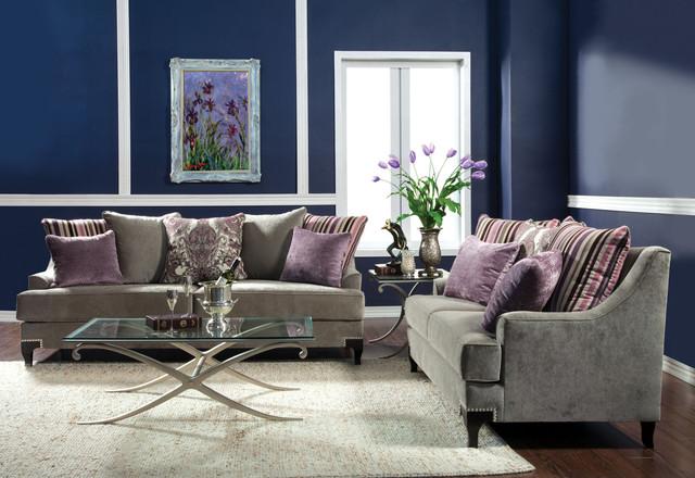 Bedroom Decorating Ideas Dark Purple