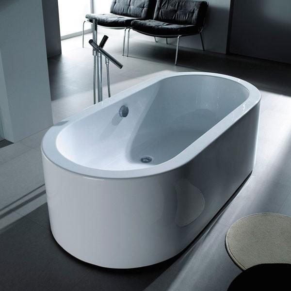 palermo small free standing bath modern bathtubs london. Black Bedroom Furniture Sets. Home Design Ideas