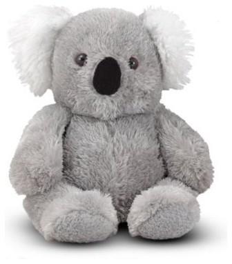 Melissa & Doug Sidney Koala Bear Stuffed Animal contemporary-baby-and-toddler-toys