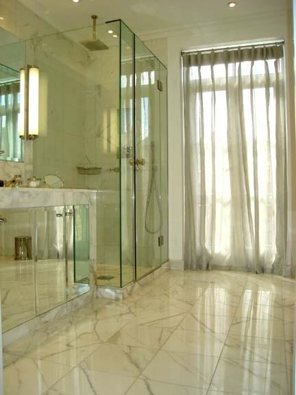 Adrienne Chinn Design traditional-bathroom