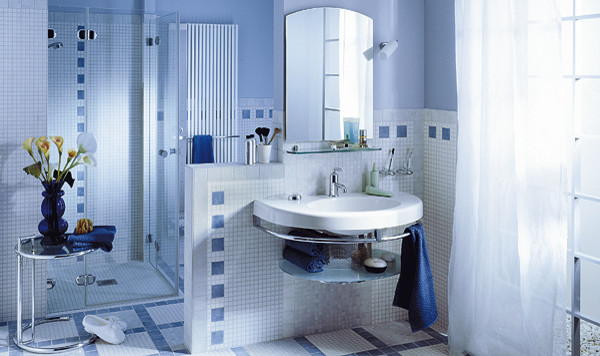 Jasba Tiles Paso modern bathroom tile
