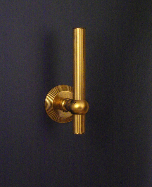 Cristal Et Bronze 2020 Cannele Wall Mounted Spare Roll