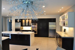 Kitchen Cabinets  Jersey on Montvale  New Jersey   Contemporary   Kitchen Cabinets   Other Metro