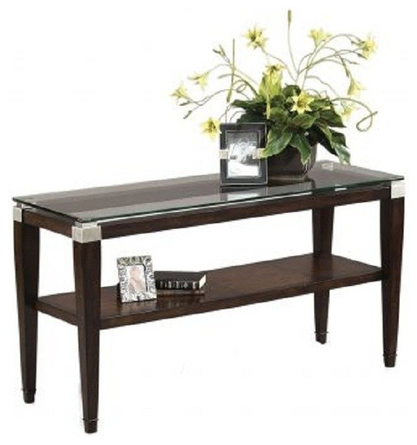 Bassett Mirror Dunhill Console Table T1171 400