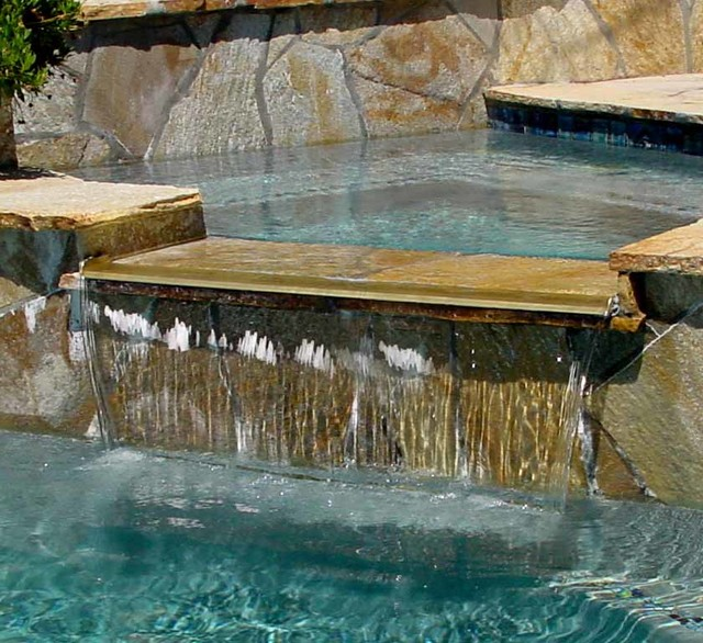 Pottery Scapes, Spill Edges and Spa Scapes hot-tub-and-pool-supplies