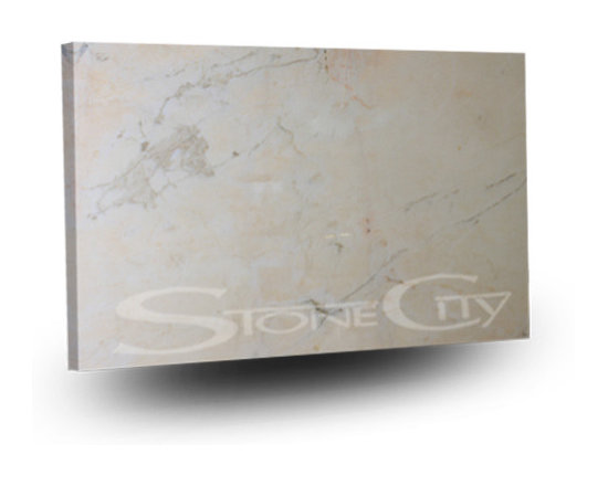 Rosa Aura Limestone Slab -