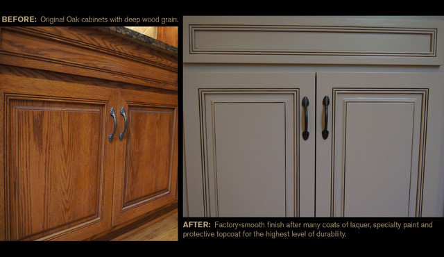 Traditional atlanta by creative cabinets and faux finishes llc