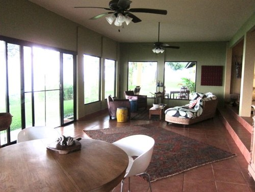 Need help with turning an existing room into a patio - Turning living room into a bedroom ...