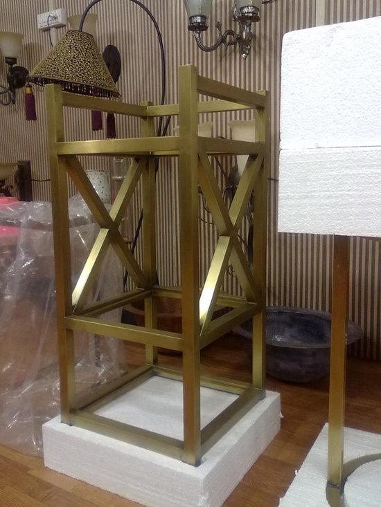 Brass Furniture -