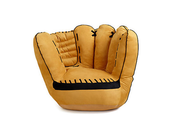 Baseball Glove Chair -