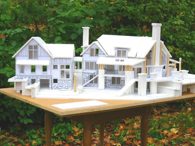 Sanderson Lakeside Family Home contemporary