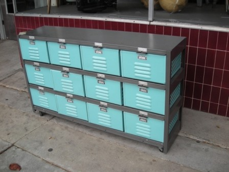 Ocean Locker Unit modern dressers chests and bedroom armoires