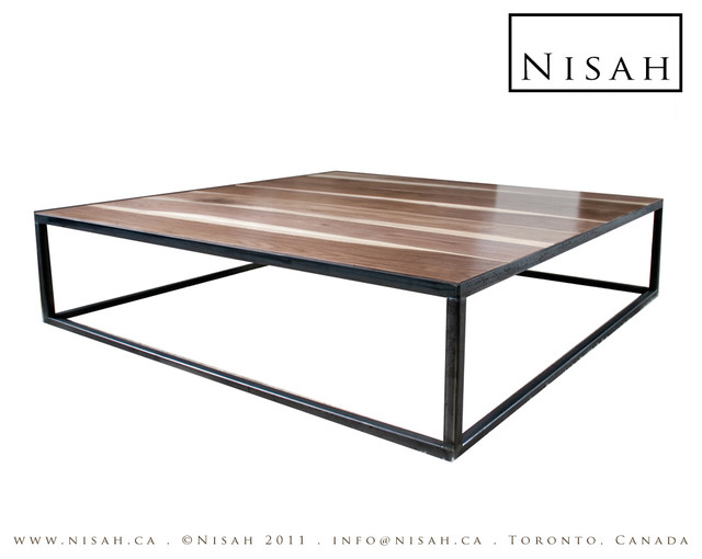 modern coffee tables by Nisah Studio