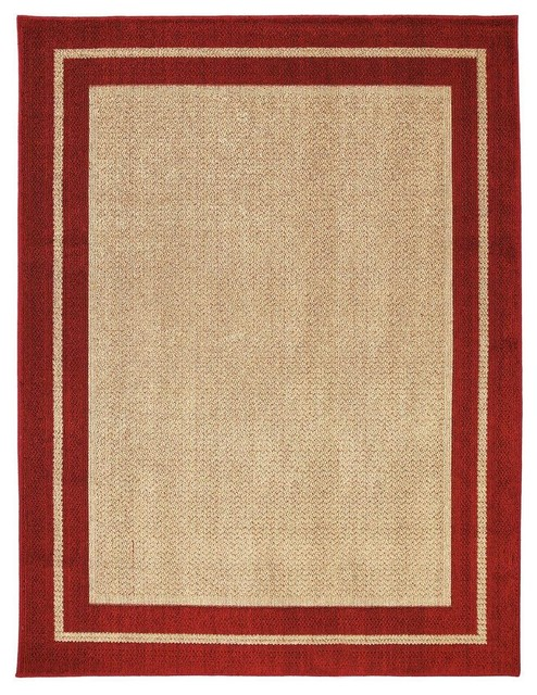 Modern Indoor Outdoor Area Rug Mohawk Home Rugs Marlow