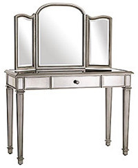 Hayworth Mirror & Vanity traditional-nightstands-and-bedside-tables