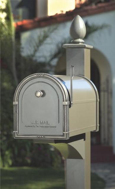 The Coronado traditional-mailboxes