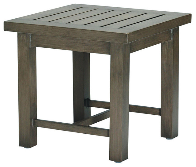 outdoor side table patio furniture traditional outdoor side tables