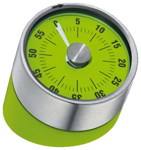 Tower of Pisa Kitchen Timer contemporary-timers-thermometers-and-scales