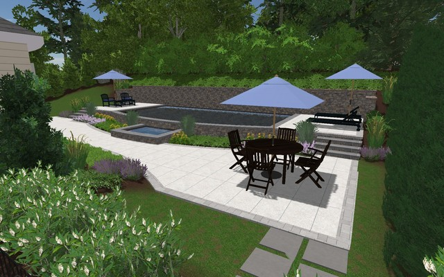 Recent Design Projects traditional-rendering
