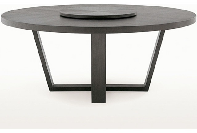 Maxalto Xilos Dining Table Round Modern Dining  : modern dining tables from houzz.com size 640 x 432 jpeg 32kB