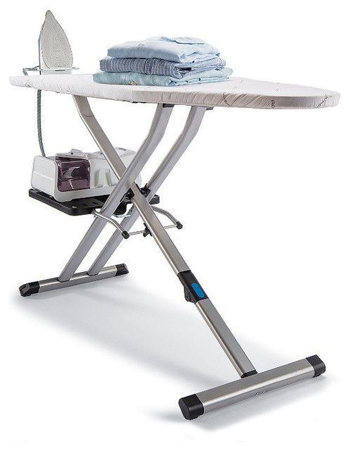 Rowenta Pro Compact Ironing Board traditional-ironing-boards
