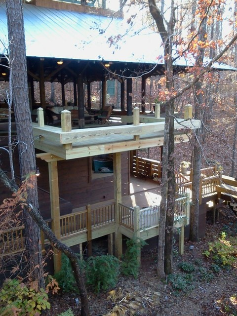Tree House  - where nature is at home. eclectic-exterior
