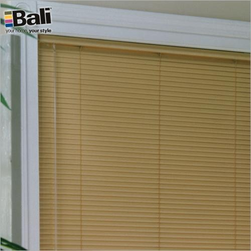 Bali 1 light blocker mini blinds from for Bali blinds