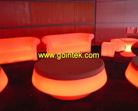 bar furniture led chair stool -