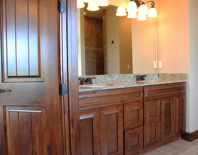 Wave Hill cabinets from Forevermark - kansas city - by Cabinet Giant