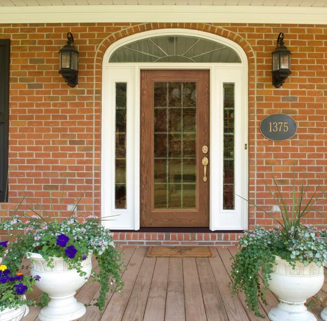 Replacement Doors - Traditional - Front Doors - baltimore ...